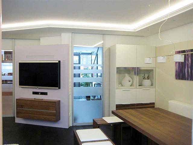 wohnzimmer vorher nachher: modernes haus k che neu gestalten, Wohnzimmer
